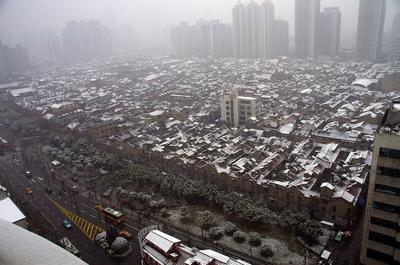 Shanghai_old_town_with_snow